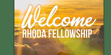 Mt Carmel Rhoda Fellowship (April 2021) tickets