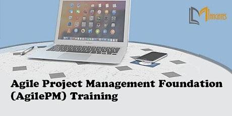 Agile Project Management Foundation (AgilePM®) 3 Days Training in Hamilton tickets