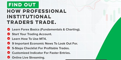 LCMS Traders | 4-DAY FX Kickstarter tickets