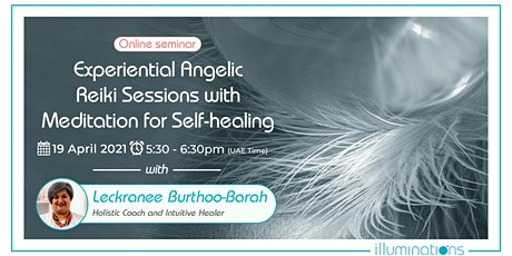 Experiential Angelic Reiki Sessions With Meditation tickets