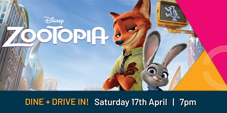 Zootopia Dine + Drive In tickets