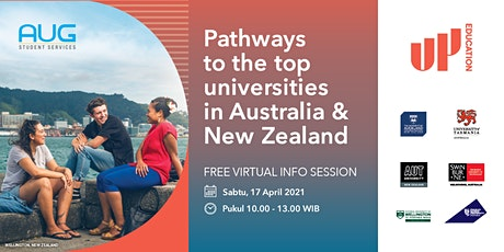 UP Education - Virtual Info Session tickets