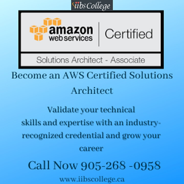AWS Certified Solutions Architect Associate -Transition for Higher Position image