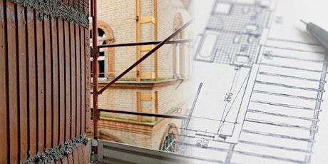 WEBINAR ARCHITETTI  | Demolire e ricostruire con i superincentivi biglietti