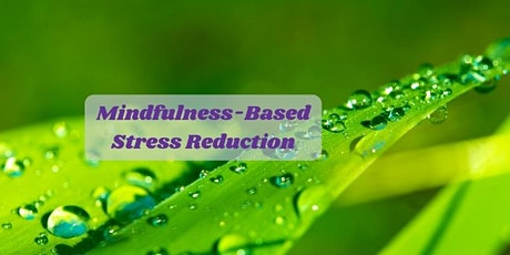 Mindfulness-Based Stress Reduction Course starts  (8 sessions) tickets