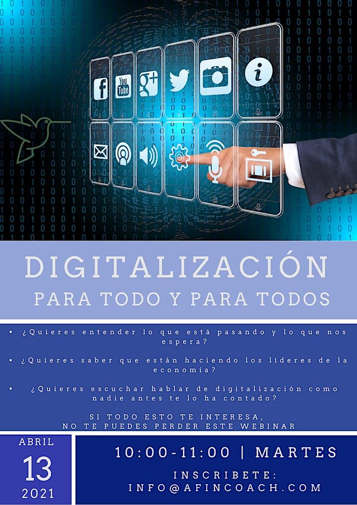 Imagen de Digitalización para todo y para tod@s