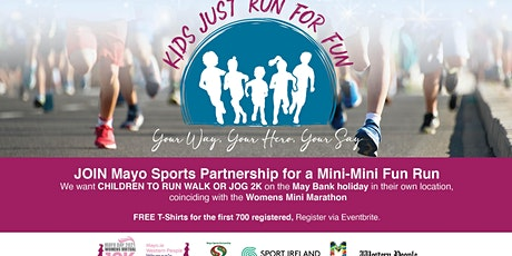 Kids Run Just for Fun tickets