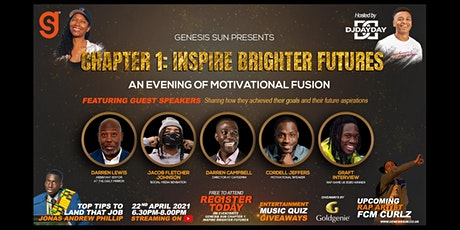 Genesis Sun Chapter 1: Inspire Brighter Futures tickets