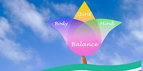 Ways to Relieve Stress Using Complementary Therapies Workshop tickets