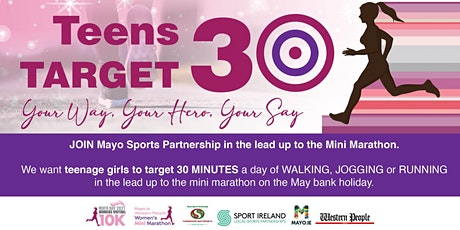 Its for Girls -Teens Target 30 tickets