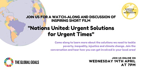 'Nations United' Watch-Party and Discussion tickets