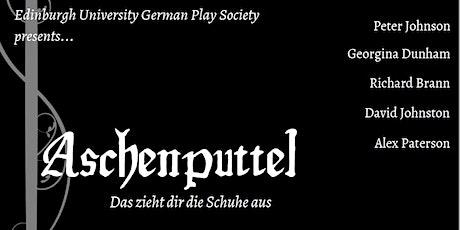 German Play 2021: Aschenputtel (Filmpremiere & Feier) Tickets