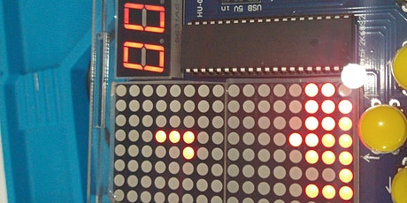 Holiday Science, Making a retro game device tickets