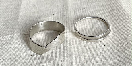 Silver Wrap Ring Workshop tickets