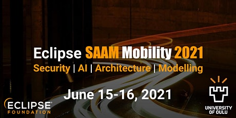 Eclipse SAAM Mobility 2021 tickets