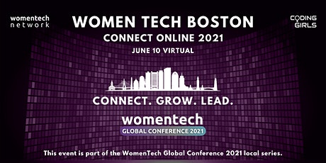 WomenTech Boston - Connect Online (Employer Tickets) tickets