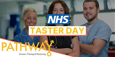 NHS Virtual Event - Nursing Careers for Men tickets