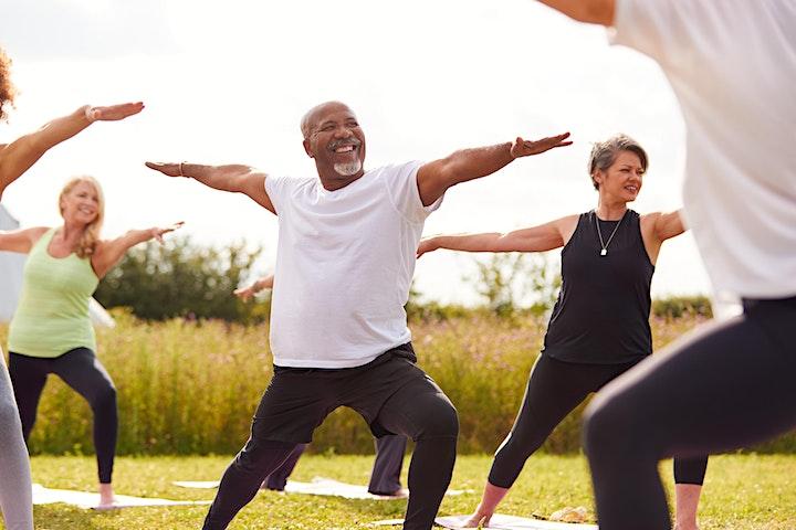 Yoga & Brunch at Florence Park image