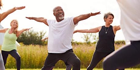 Yoga & Brunch at Florence Park tickets
