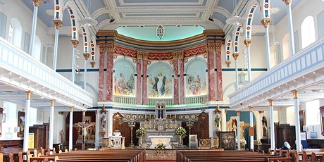 Sunday Vigil Mass 4:30PM Saturday evening tickets