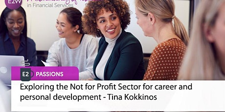 E2 Passions - Exploring the Not for Profit Sector tickets