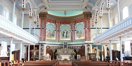 Sunday mid-day Mass, 12:00pm in St Alphonsus tickets
