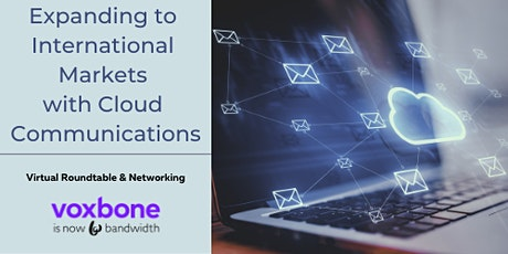 Cloud Communications & The Post Pandemic World tickets
