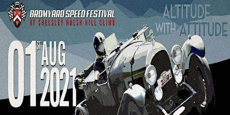 Bromyard Speed Festival - 'Altitude with Attitude' tickets