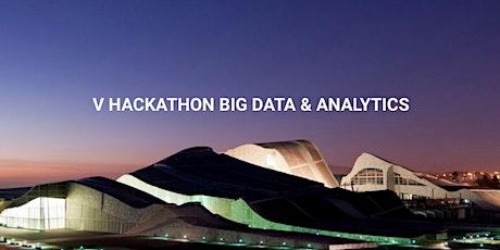 V Hackathon CEIN entradas