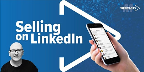 Selling on LinkedIn - Live Training tickets