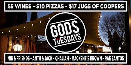 Gods Tuesdays - April 13th tickets