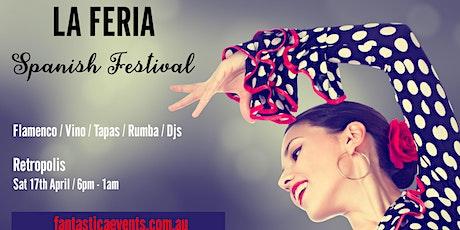 La Feria Spanish Festival tickets