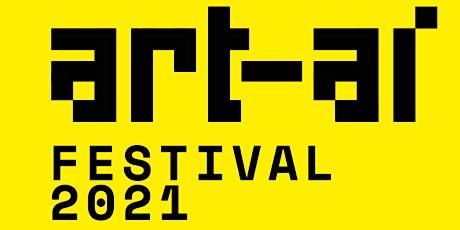Art AI Festival Online Programme tickets