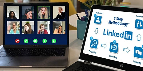 Magic 5 Formula BootCamp - Advanced LinkedIn and Social Selling Training biglietti