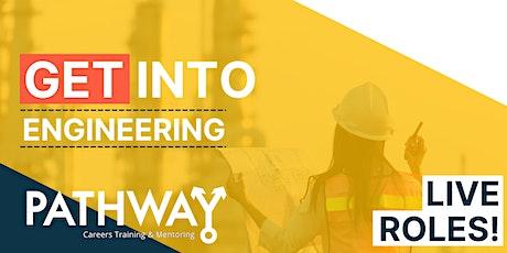 GET INTO Engineering - Spotlight Session tickets
