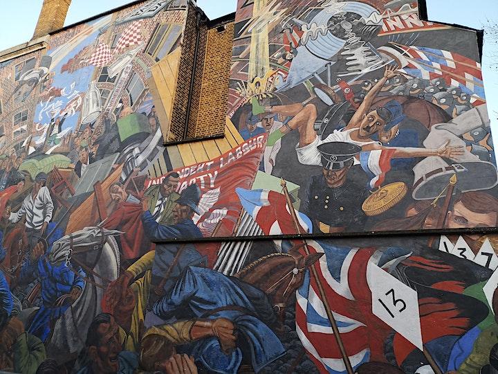 Jewish East London: A  Virtual Journey image