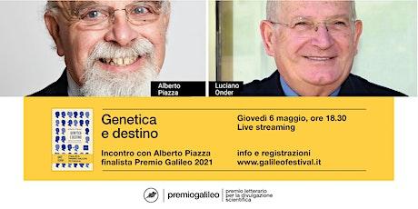 Genetica e destino biglietti