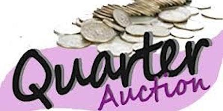 Scholarship BINGO/Quarter Auction tickets