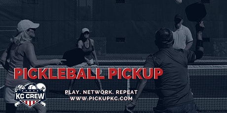 Pickleball - Pickup KC tickets
