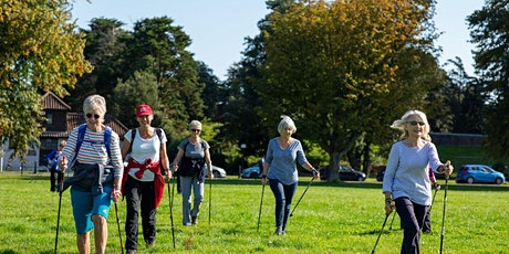 Nordic Walking on Clifton Down for Bristol Walk Fest tickets