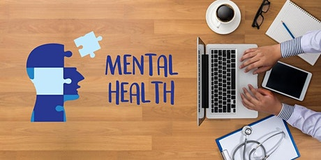 Why we should talk about Mental Health in the workplace tickets