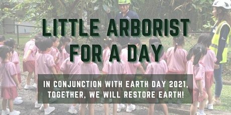 Little Arborist for a Day tickets