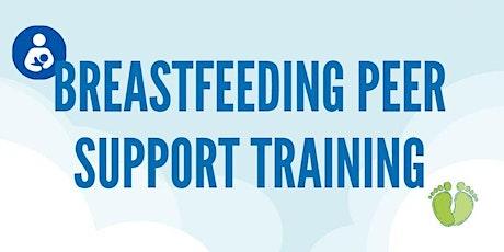 Breastfeeding Peer Support Training tickets