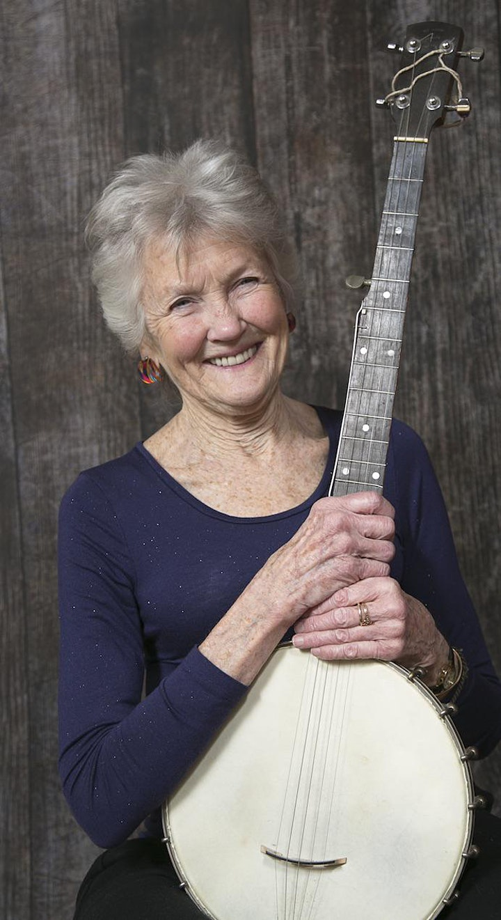 Peggy Seeger with Calum MacColl - 'The First Farewell Tour' image