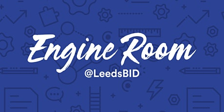 Suicide Conversations at Work, training with The Engine Room @ LeedsBID tickets