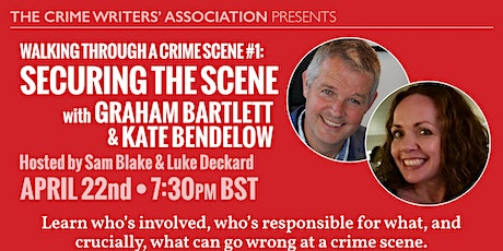 Walking Through The Crime Scene: Securing the Scene tickets