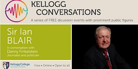 In conversation with...Sir Ian Blair tickets