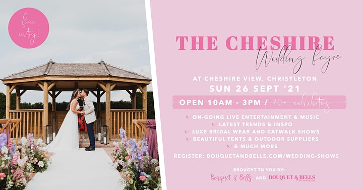 The Cheshire Wedding Fayre at Cheshire View image