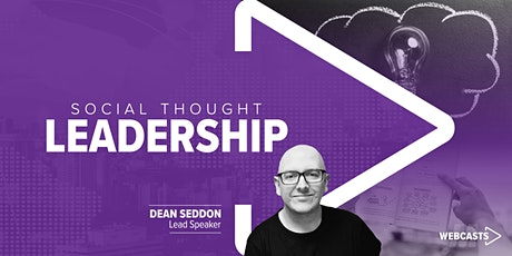 Social Thought Leadership - Live Training tickets