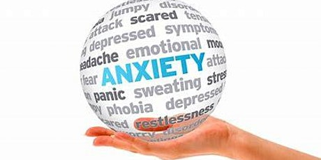 Anxiety workshop - Letting go with Hypnotherapy and Meditation tickets